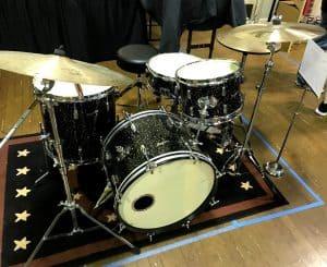 Vintage Rogers Drum Set